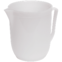 Sealey Opaque Measuring Jug