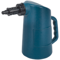 Sealey Push Release Battery Fluid Jug