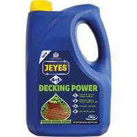 Jeyes 4-In-1 Decking Power Cleaner