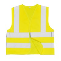 Portwest Junior Childrens Hi Vis Waistcoat