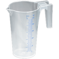 Sealey Translucent Measuring Jug