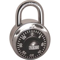 Kasp 115 Series Dial Combination Padlock