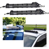 Kincrome Universal Soft Car Roof Rack Luggage Bars