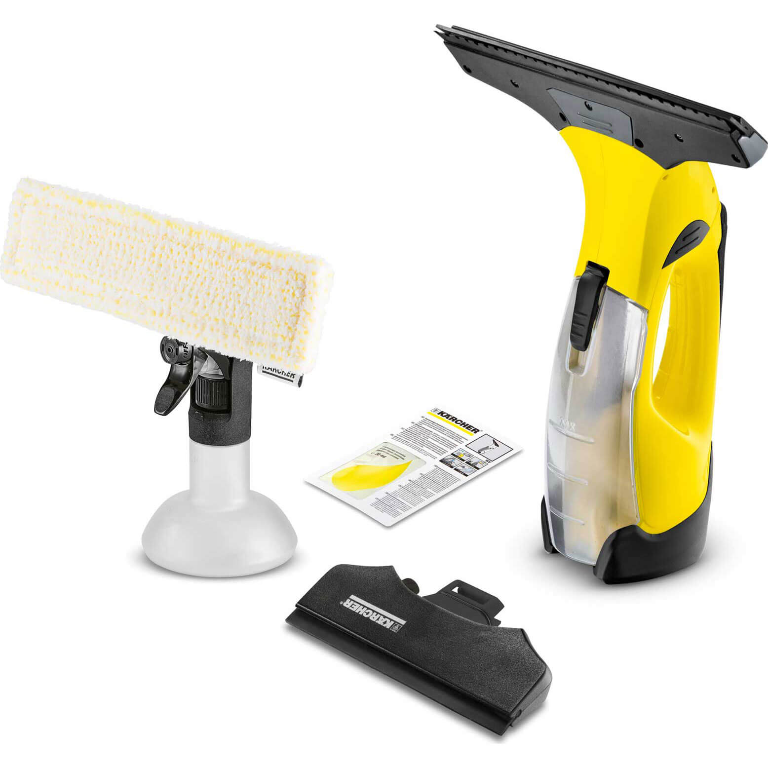 Karcher WV 5 Plus Rechargeable Window Cleaner Vac