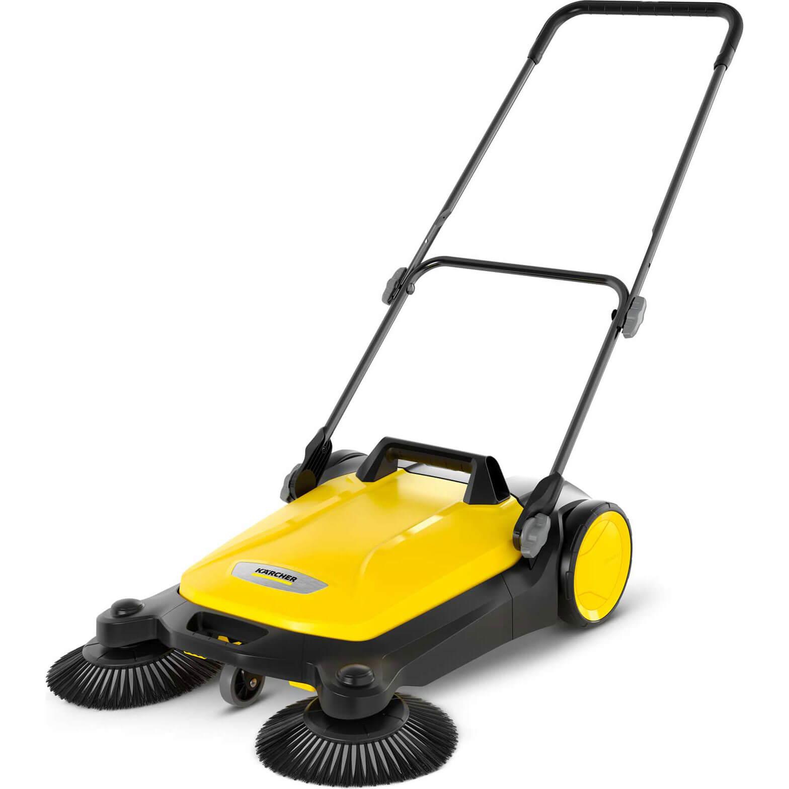Karcher S4 Dual Push Floor Sweeper