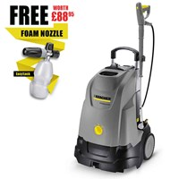 Karcher HDS 5/11 U Professional Hot Water Pressure Washer 110 Bar FREE Connection Kit Worth £27.95