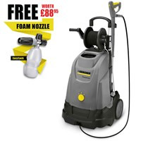 Karcher HDS 5/11 UX Professional Hot Water Pressure Washer 110 Bar FREE Foam Nozzle Kit Worth £88.95