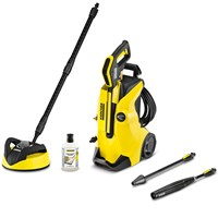 Karcher K4 Full Control Home Pressure Washer 130 Bar