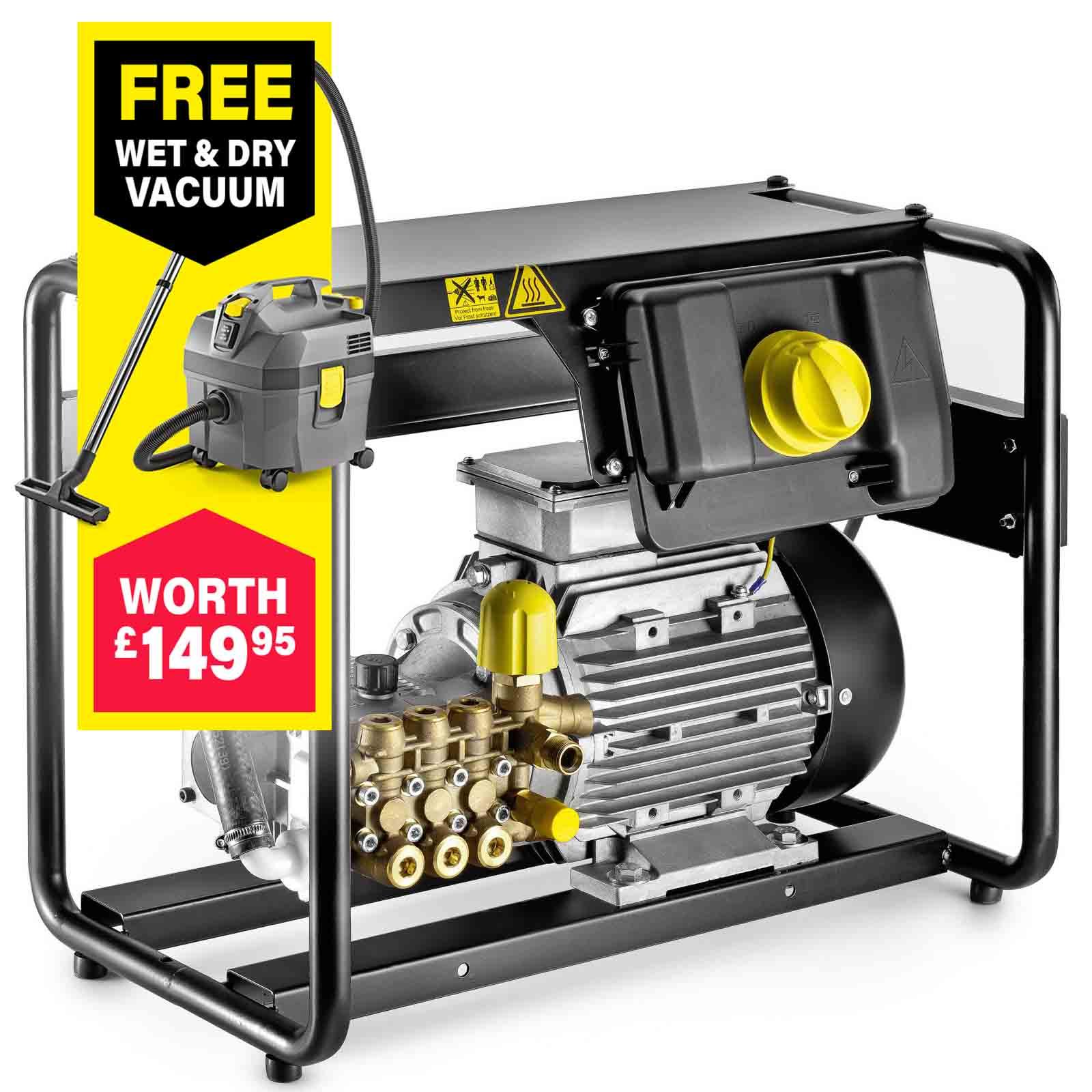 karcher hd 7 11 4 cage professional pressure washer 150 bar rh tooled up com User Guide Template Word Manual Guide