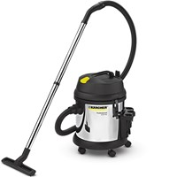 Karcher NT 27/1 ME Professional Metal Wet & Dry Vacuum Cleaner