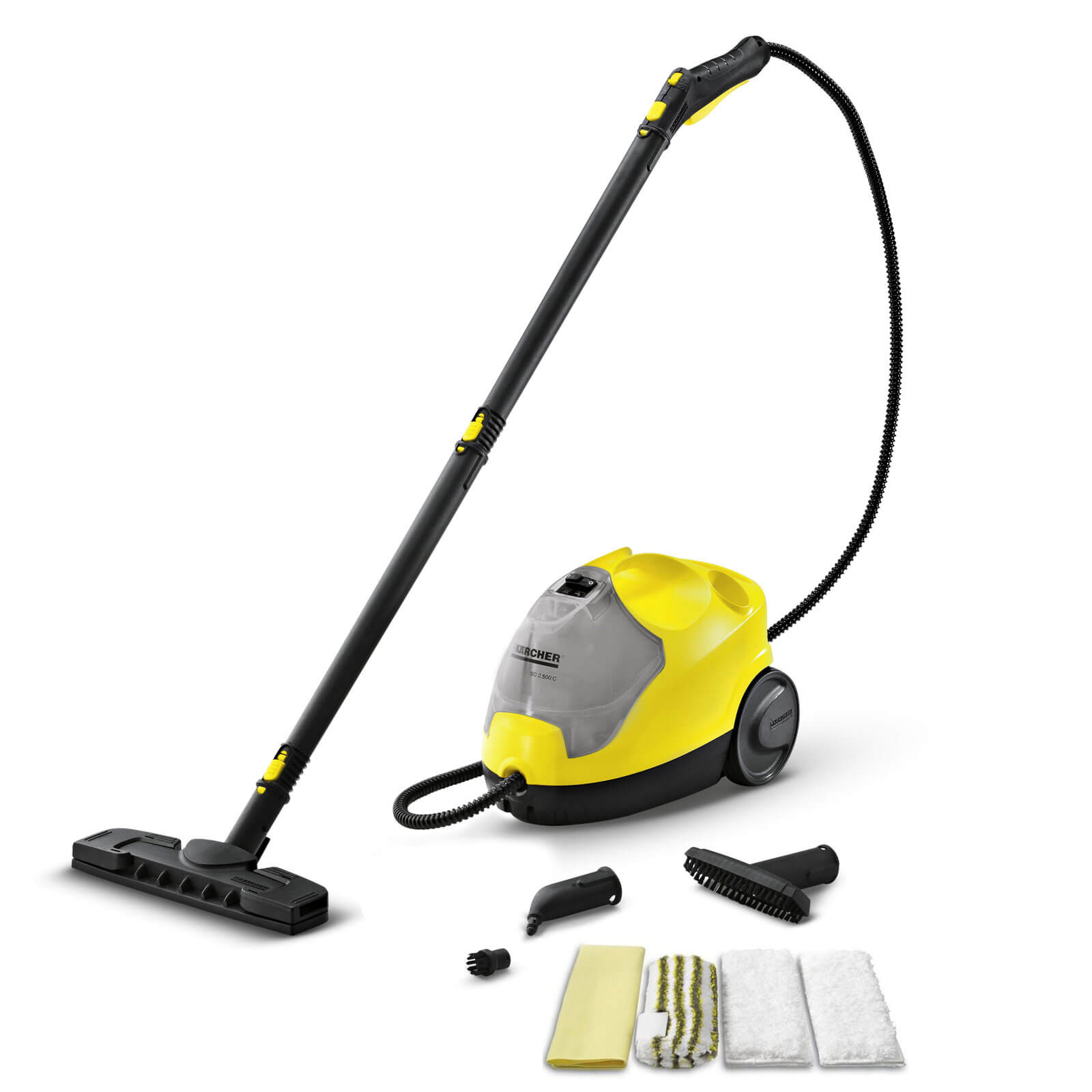 Karcher SC 2500C PLUS Steam Cleaner 240v