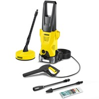 Karcher K2 Premium Home Pressure Washer 110 Bar