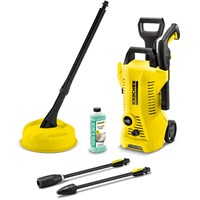 Karcher K2 Premium Full Control Home Pressure Washer 110 Bar