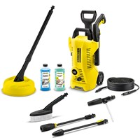Karcher K2 Premium Full Control Car & Home Pressure Washer 110 Bar