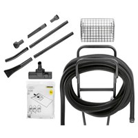 Karcher Bus Cleaning Extension & Tools Accessory Kit for NT 65/2 & 72/2 Vacuum Cleaners