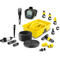 Karcher Premium Garden Water Irrigation & Timer Set
