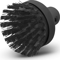 Karcher Large Round Brush for SC Steam Cleaners