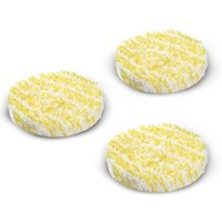 Karcher Special Polishing Pads for FP Floor Polishers for Stone / PVC / Linoleum Floors