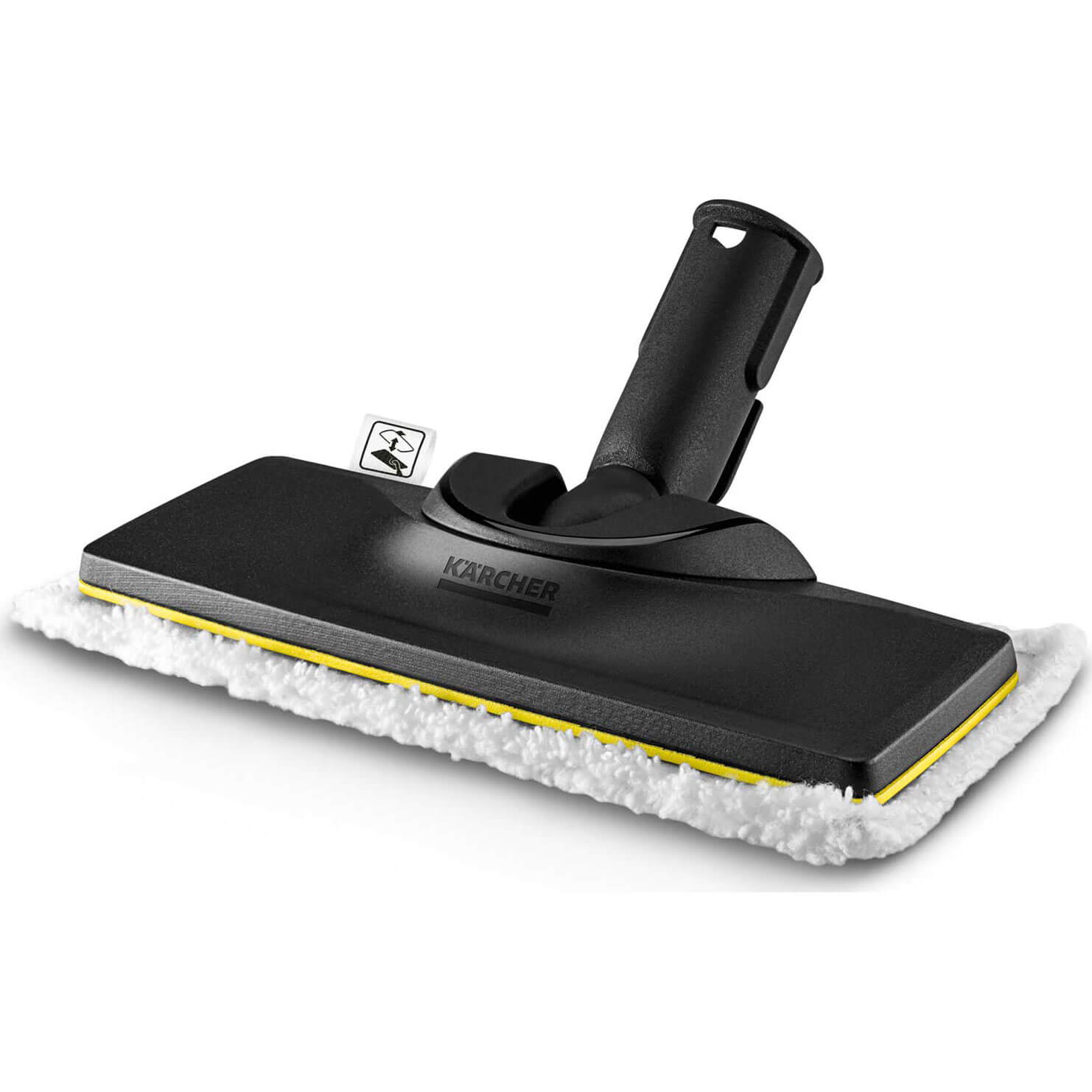 Karcher EASYFIX Small Floor Tool and Cloth for SC Steam Cleaners