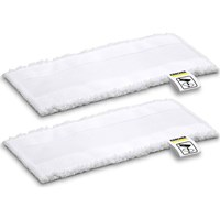 Karcher Small Floor Tool Microfibre Cloth for SC EASYFIX Steam Cleaners