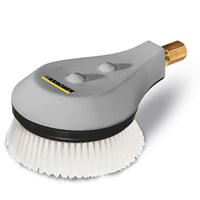 Karcher Rotary Nylon Wash Brush for HD & XPERT Pressure Washers (Easy!Lock)