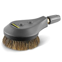Karcher Rotary Natural Wash Brush for HD & XPERT Pressure Washers (Easy!Lock)