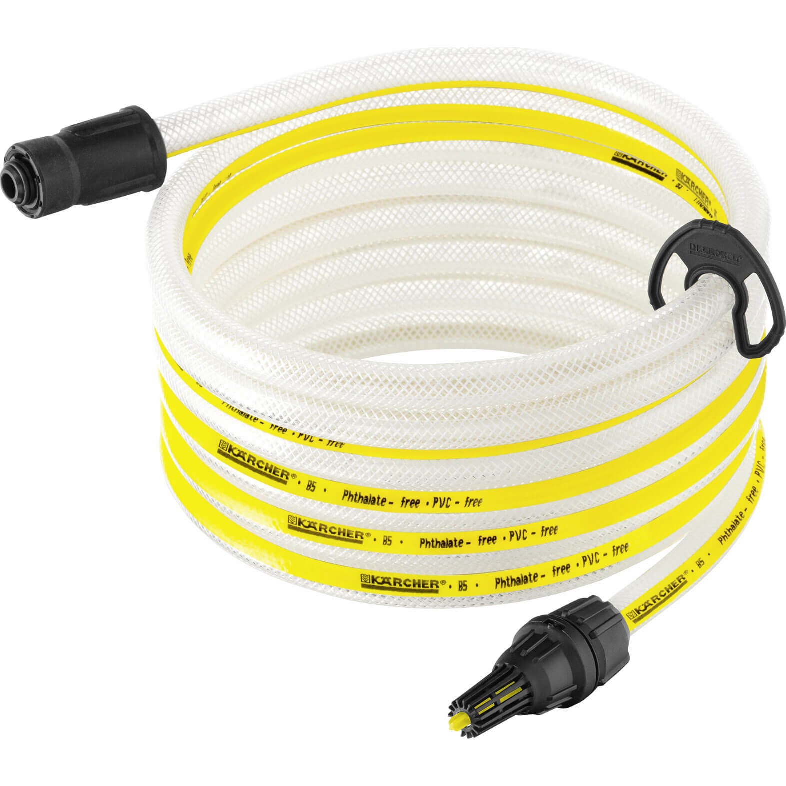 Karcher Water Suction Hose and Filter For K Pressure Washers 3m