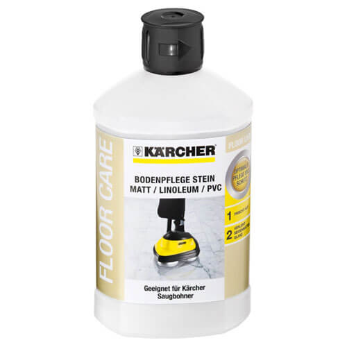 Karcher RM 532 Floor Care Polish for FP Floor Polishers for Stone / Linoleum / PVC 1l