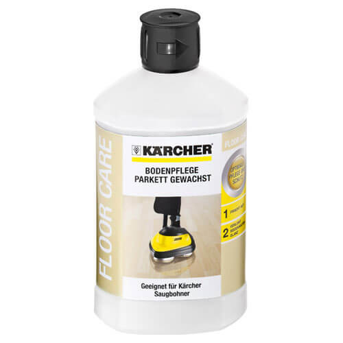 Karcher RM 530 Floor Care Polish for FP Floor Polishers for Parquet and Waxed Woods 1l