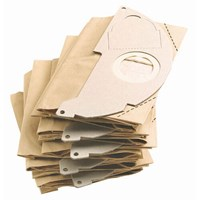 Karcher Paper Filter Dust Bags for MV 2 & WD 2 Vacuum Cleaners