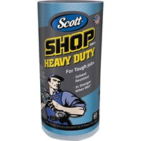 Scott Blue Heavy Duty Workshop Cloth Roll
