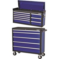 Kincrome Evolve 13 Drawer XL Tool Chest and Roller Cabinet Combo