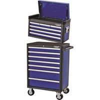 Kincrome Evolve 13 Drawer Tool Chest and Roller Cabinet Combo