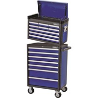 Kincrome Evolve 16 Drawer Tool Chest and Roller Cabinet Combo