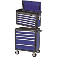 Kincrome Evolve 14 Drawer Tool Chest and Roller Cabinet Combo