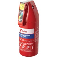 Kidde Easy Action Multi Purpose ABC Home Fire Extinguisher