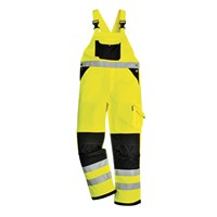 PW2 Xenon Hi Vis Bib and Brace