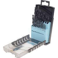 KWB 19 Piece Hss-R Twist Drill Set