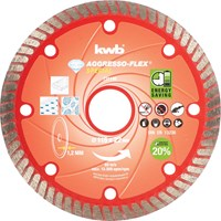 KWB Aggresso Flex Energy Saving Diamond Blade