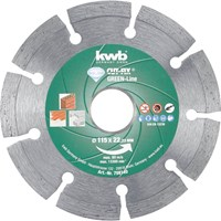 KWB Diamond Cutting Disc