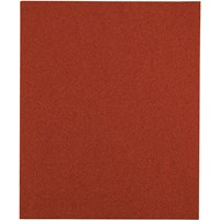KWB Flint Sandpaper Sheets
