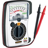 LaserLiner Multimeter Analogue AC / DC Voltage Tester
