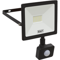 Sealey Extra Slim PIR Sensor 20w LED Floodlight