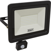 Sealey Extra Slim PIR Sensor 100w LED Floodlight