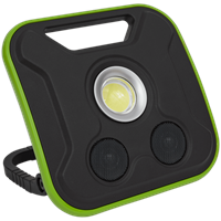 Sealey LED200WS Cordless Worklight Speakers and Power Bank