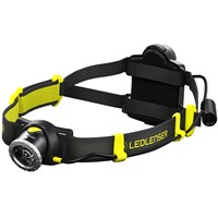 LED Lenser iH7R CRI Rechargeable Industrial LED Head Torch