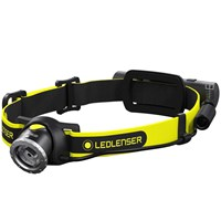 LED Lenser iH8R Industrial Rechargeable LED Head Torch