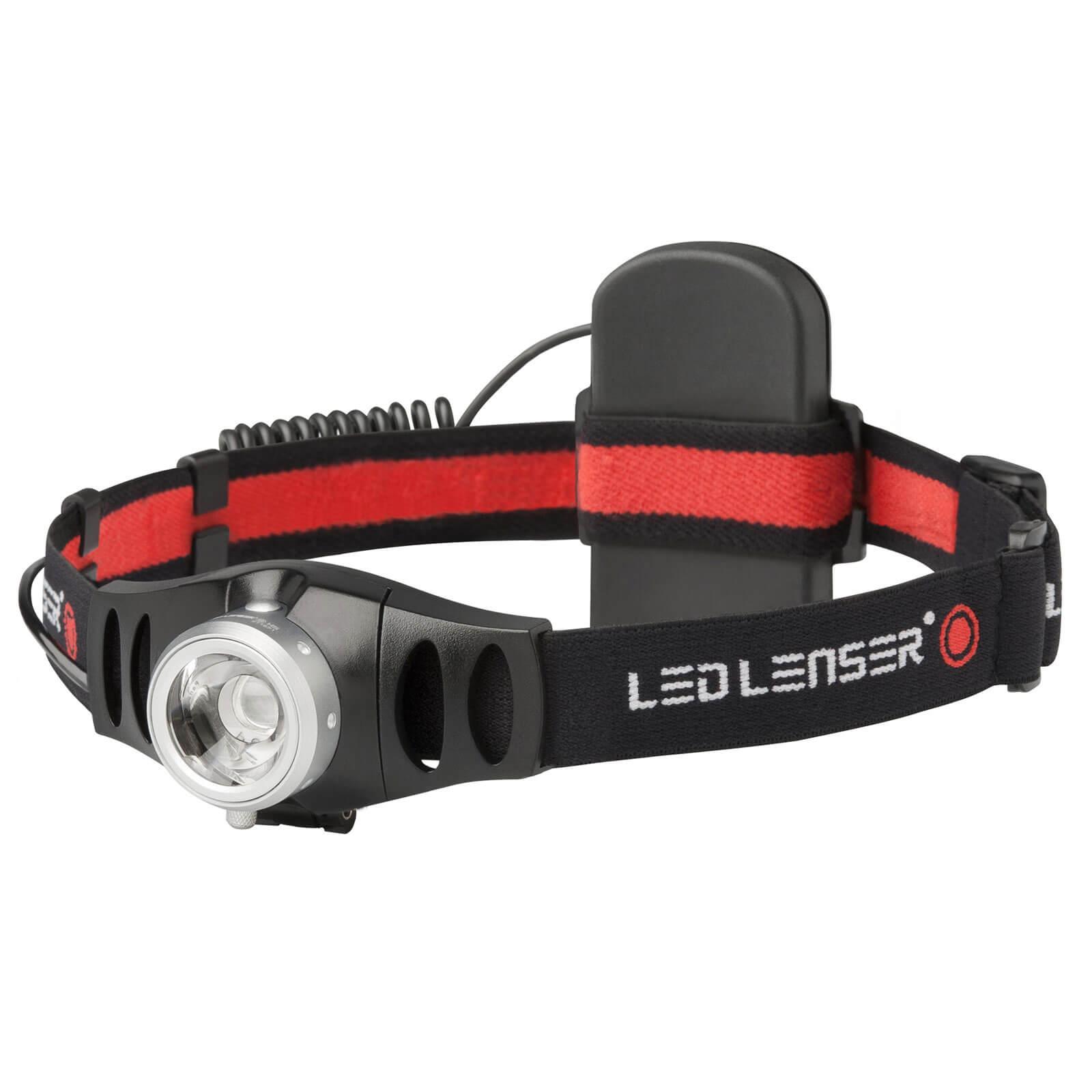 LED Lenser H5 LED Head Torch Black