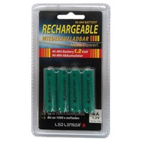 LED Lenser Genuine Rechargeable Batteries for H14R Torches