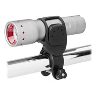 LED Lenser B7.2 LED Bike Torch & Mounting Bracket Set
